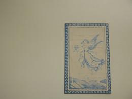 Doodsprentje  ( 6889 )  Dewaele  /  Louwaege     -   Veurne  -   1909 - Avvisi Di Necrologio