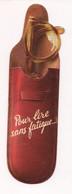 MARQUE PAGE CENTRE D'OPTIQUE MEDICALE CANONNE - PARIS - LUNETTES - - Bookmarks