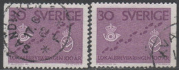 Sweden - #609 - Used - Used Stamps