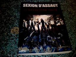 Livre Groupe Musical RAPP Sextion D'assaut Le Succès D'une Amitié édition Don Quichotte Année 2013 ,T.B.E.243 Pages - Autres