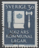 Sweden - #612 - Used - Used Stamps