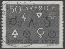 Sweden - #626 - Used - Used Stamps