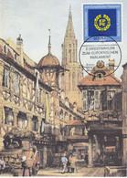Germany 1984 European Elections 1v Maxicard (51977) - Europäischer Gedanke