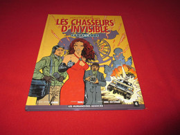 Canal - Choc  4  Les Chasseurs D'invisible    Eo 1992 - Non Classés