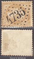 *RARE* GC 4735 (Allauch, Bouches-du-Rhone (12)), Cote 135€ - 1849-1876: Periodo Classico