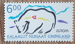 Groenland - YT N°315 - Europa / Réserves Et Parc Naturels - 1999 - Neuf - Ungebraucht
