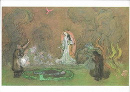 """Hermann Linde - Goethes """"Märchen"""" Und Rudolf Steiner """"Die Pforte Der Einweihung"""" VII. Trauer Um Den Jüngling - Fairy Tales, Popular Stories & Legends"""