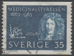Sweden - #630 - Used - Used Stamps