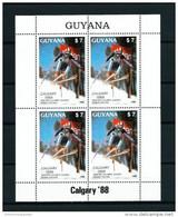 Guayana Nº Yvert Minipliego-2050U En Nuevo - Guyana (1966-...)