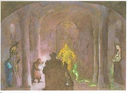 """Hermann Linde - Goethes """"Märchen"""" Und Rudolf Steiner """"Die Pforte Der Einweihung"""" - IV. Der Unterirdische Tempel - Fairy Tales, Popular Stories & Legends"""