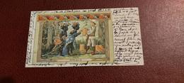 Ancienne Carte Postale - Illustration - Afrique - Unclassified