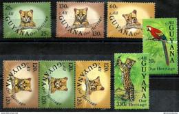 Guyana Nº 1111/18 En Nuevo - Guyana (1966-...)