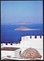 Grecia/Greece/Grèce: Intero, Stationery, Entier, Isola Di Patmo, île De Patmos, Island Of Patmos - Islands