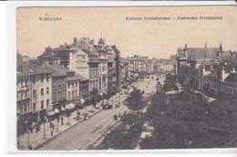 Cpa Old Pc Pologne Varsovie Warszawa Krakauer Pharmacie - Polonia