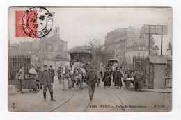 75 PARIS - 16ème, Porte De Saint-Cloud - Paris (16)