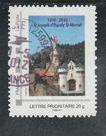 MONTIMBRAMOI ST JOSEPH D ESPALY ST MARCEL 1910 - 2010 OBLITERE - Personalizzati (MonTimbraMoi)