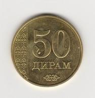 TADJIKISTAN - 50 DIRAMS 2011 - Tajikistan