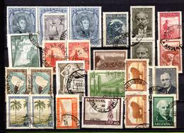 Argentinien, Small Lot - Colecciones & Series