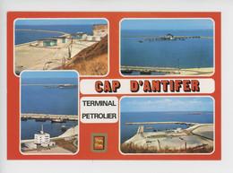 Saint Jouin Bruneval - Port Cap D'Antifer - Terminal Pétrolier - Multivues Cp Vierge N°427 Mage - Other Municipalities