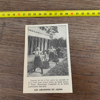 1929 PATI2 Les Amazones Du Japon Tournoi De Tir à L Arc Au Stade Jingu - Non Classificati
