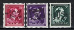 BELGIE: COB 724 NOP POSTFRIS ** MNH. - 1946 -10%