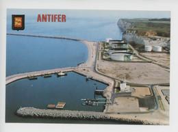 Antifer - Cap D'Antifer Normandie, Terlinal Pétrolier  (Saint Jouin Bruneval) Cp Vierge N°428 Mage - Other Municipalities