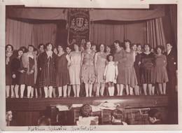 PHOTO(PARIS) 1930(CHAMBRE SYNDICALES DES COIFFEURS) - Plaatsen