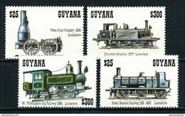 Guyana Nº 3537/40 Nuevo - Guyana (1966-...)
