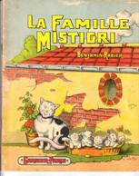 BD La Famille Mistigri - 1950 - Benjamin Rabier - Non Classés