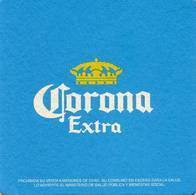 Lote Pa36, Paraguay, Posavaso, Coaster, Corona, Cuadrada - Sous-bocks