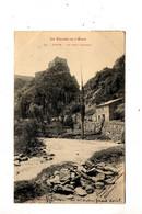 Carte Usson Chateau Cachet - Sonstige Gemeinden