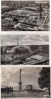 DC4533 - Ak 3 Karten Lot BERLIN - Otros