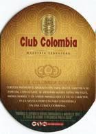 Lote 438, Colombia, Posavaso, Coaster, Club Colombia, Dorada - Sous-bocks