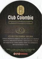 Lote 439, Colombia, Posavaso, Coaster, Club Colombia, Negra - Sous-bocks