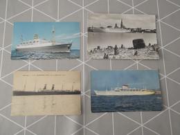 LOT Van 56 Postkaarten - BOTEN - BATEAU - Algemeen - Autres