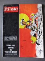 Pilote N° 521 - Gotlib - Berlin - Aéroport De Roissy - Lucky Luke... - Pilote
