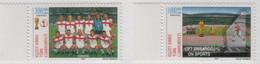 "Idee Europee - 2002 Cipro Del Nord ""Campionati Di Calcio"" 2v MNH** - Europäischer Gedanke"