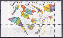Israel 1995 - Mi.Nr. 1339 - 1341 - Postfrisch MNH - Unused Stamps (with Tabs)