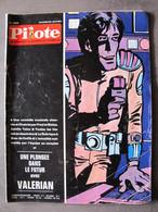 Pilote N° 522 - Gotlib - Achille Talon - Mireille Mathieu - Lucky Luke... - Pilote