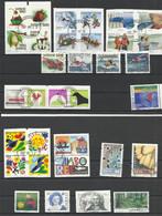 SUEDE 2007 33 Timbres Oblitérés SWEDEN - Used Stamps