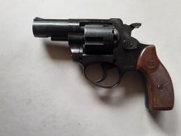 PISTOLET 9mm À BLANC RG 79 G-ROHM FABRICATION SAINT ÉTIENNE PAS COURANT - Decorative Weapons