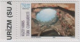 "Idee Europee - 2002 Cipro Del Nord ""Protezione Natura"" 4v MNH** - Europäischer Gedanke"