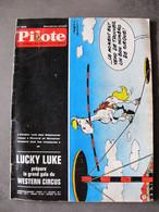Pilote N° 535 - Astérix - Chakir - Mount Vernon - Lucky Luke... - Pilote