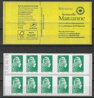 Carnet Sagem LV  Marianne L'engagée Yseult Daté - Definitives