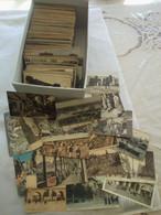 LOT DE 700 CARTES POSTALES ANCIENNES - CARTES ETRANGERES UNIQUEMENT DIVERS THÈMES - 500 Postcards Min.