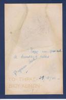 CPA Kirchner Raphael Art Nouveau Femme Woman Circulé Gaufré Embossed Voir Dos - Kirchner, Raphael