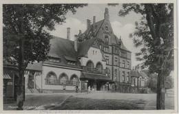 AK Mayen, Ostbahnhof 1952 - Mayen