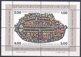 Israel 1978 - Mi.Nr. Block 17 - Postfrisch MNH - Hojas Y Bloques