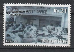 Maurice 2011 Cinquantenaire De La Poste à Rodrigues Mauritius 2011 50 Years Post Office In Rodrigues - Mauricio (1968-...)