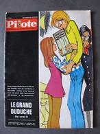 Pilote N° 541 - Astérix - Tanguy Et Laverdure - Achille Talon - Lucky Luke... - Pilote